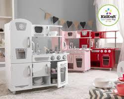 Kids Play Kitchen Accessories by Kitchen Inspiring Kidkraft Pink Vintage Kitchen 53179 Pink