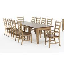 dining room table for 12 12 person dining table wayfair