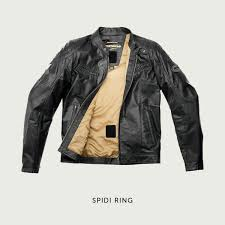 discount motorcycle jackets spidi ring leather jacket motorcycle gear