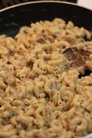 aged cheddar mac and cheese with pancetta serving up recipes and