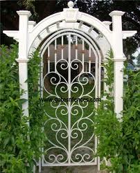 Garden Metal Decor Metal Garden Gates For Sale Home Outdoor Decoration