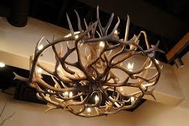 How To Make Antler Chandeliers Wonderful Deer Horn Chandelier How To Build Antler Chandelier Make