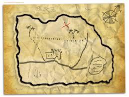 Khenarthi S Roost Treasure Map 1 Popular 190 List Treasure Maps