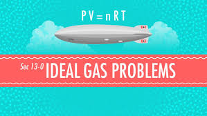 ideal gas problems crash course chemistry 13 youtube