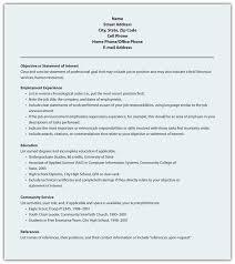 Format Of Job Resume by Résumé