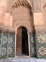 100 moroccan art history the masterpiece minbar jewish