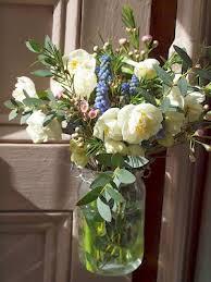 wedding flowers jam jars jam jar wedding flowers joannes florist winchester