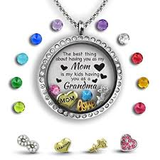 grandparent jewelry gifts necklace necklace for