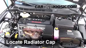toyota camry 2008 engine coolant flush how to toyota camry 2007 2011 2008 toyota camry