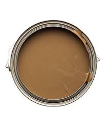 brown paint decorating with brown real simple