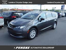 2018 new chrysler pacifica lx fwd at landers chrysler dodge jeep