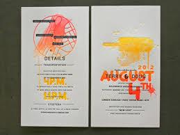 cool wedding invitations 12 creative wedding invitations printaholic