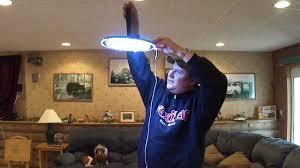 12 volt led fishing lights led super bright cing ufo ice fishing light 12v youtube