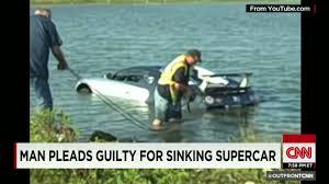 bugatti crash see million dollar car get swamped cnn video