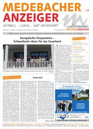 Mvz Bad Fredeburg Briloner Anzeiger Ausgabe Vom 14 06 2017 Nr 22 By Brilon