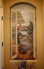 Foyer Artwork Ideas Decorating In A Niche Can Be A Difficult Task Try Not To Make It