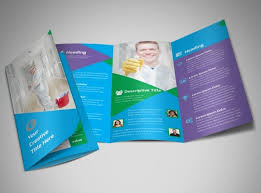 commercial cleaning brochure template mycreativeshop