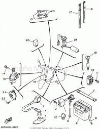 yamaha blaster stator wiring diagram travelwork info