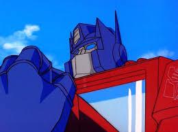 optimus prime better than the christian god the church of
