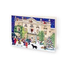 buy the highgrove advent calendar christmas card 2017 highgrove