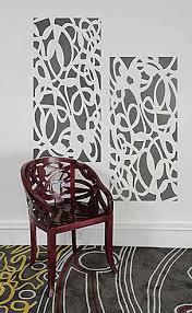 Vine Chair Vine Designer Stencil By Dps Designer Stencils Modern Wall Art