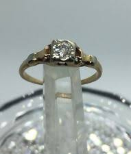 antique engagement ring ebay