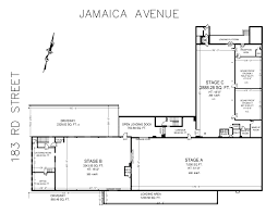 floorplan ny ice house studio