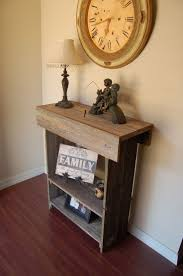 Home Decorators Console Table Best 25 Rustic Console Tables Ideas On Pinterest Diy Furniture