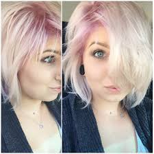ways to dye short hair 15 surprisingly gorgeous ways to rock colorful roots short