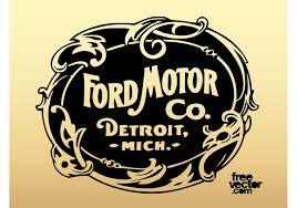 ford old logo vector old ford motor company logo logo imágenes por euphemia14