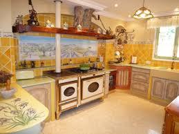 cuisine provence amusant decoration cuisine provence vue accessoires de salle bain