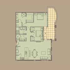 Marriott Waiohai Beach Club Floor Plan by 100 Marriott Aruba Surf Club 3 Bedroom Floor Plan 100 Green