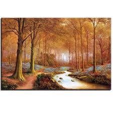 Woodland Home Decor Compare Prices On Art Forest Online Shopping Buy Low Price Art