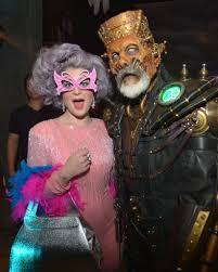 baker halloween costume mac cosmetics and rick baker u0027s monster mash zimbio