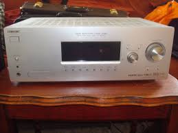 sony home theater receivers quality sony str k880 6 1 av receiver in good condition surround