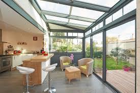 cuisine sous veranda maison veranda reussir sa veranda u mulhouse deco salon