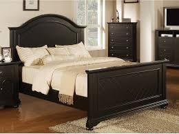 Menards Bed Frame Brook Black King Bed The Brick