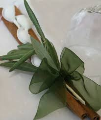 olive wedding favors olive leaves favors wedding bombonieres rustic style favour