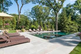 Infinity Pool Backyard by Infinity Pool In Westchester U2013 Sean Jancski Landscape Architects