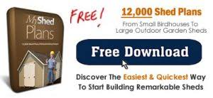 build your own shed u2013 in ten easy steps