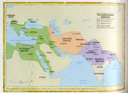 Safavids And Ottomans by The Ottoman Empire Formed After The Abbasid Fall And Peaked In The