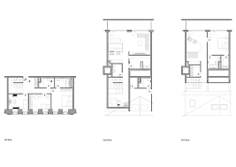 gallery of cornlofts triplex reconstruction b architecture 20