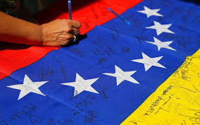 Flag Venezuela Venezuelans Rebuke Government In Massive U0027symbolic U0027 Vote Miami