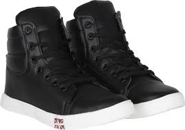 buy boots flipkart kraasa rocking sneakers boots shoes buy black color