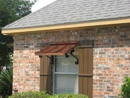 Metal Window Awnings Welddonedesign Com Lafayette And Acadiana Copper Awnings Metal