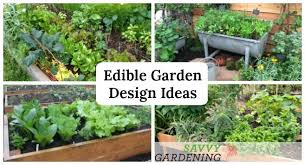Edible Garden Ideas Edible Garden Design Ideas To Boost Production And Beautify Your Space