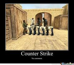 Counter Strike Memes - what the fuck counter strike by retr0 meme center