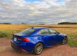 blue lexus 2017 lexus is350 review u2013 give love one more chance