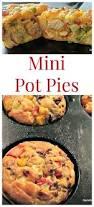 Pot Pie Variations by Betty Crocker U0027s Mini Pot Pies Lovefoodies