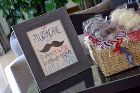 mustache baby shower theme miss momma